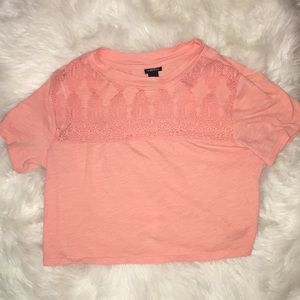 Orange crop top. Send offers!!